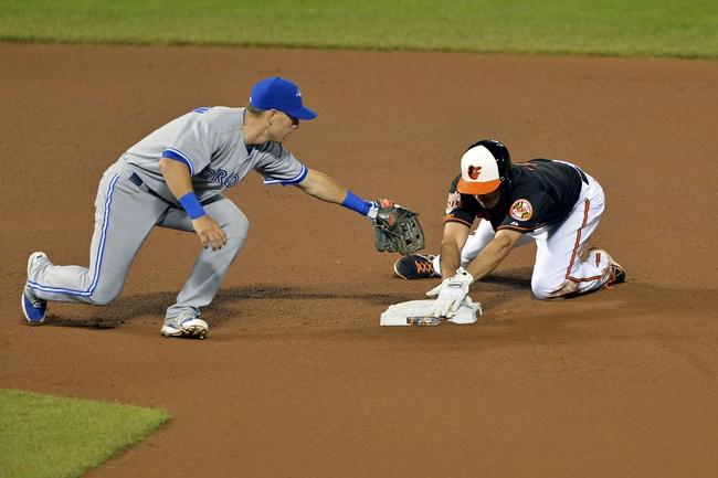 Baltimore Orioles vs. Toronto Blue Jays MLB Pick, Odds, Prediction - 6/14/14
