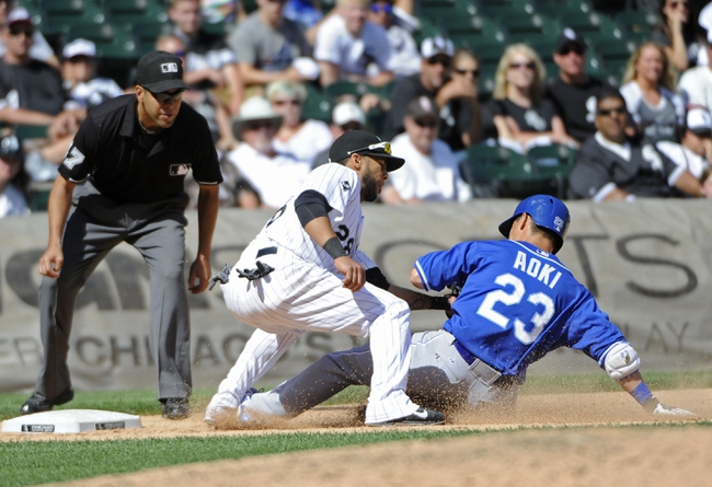 Chicago White Sox vs. Kansas City Royals Pick-Odds-Prediction - 6/15/14