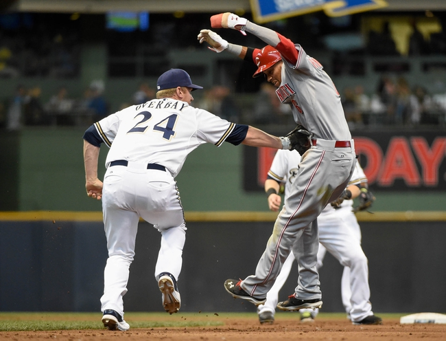 Milwaukee Brewers vs. Cincinnati Reds MLB Pick, Odds, Prediction 6/15/14