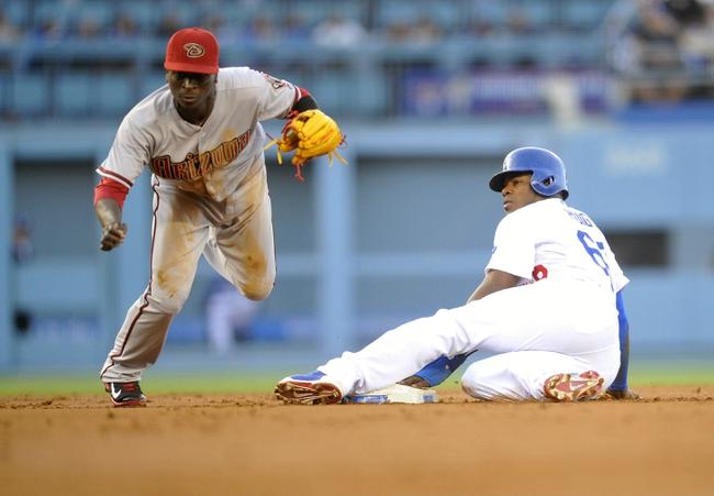 Los Angeles Dodgers vs. Arizona Diamondbacks MLB Pick, Odds, Prediction - 6/15/14