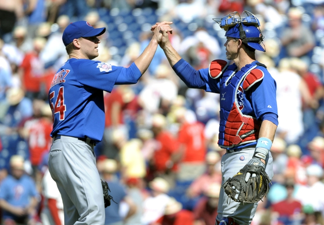 Cubs vs. Phillies - 7/24/15 MLB Pick, Odds, and Prediction