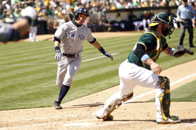 Athletics vs. Yankees - 5/28/15 MLB Pick, Odds, and Prediction