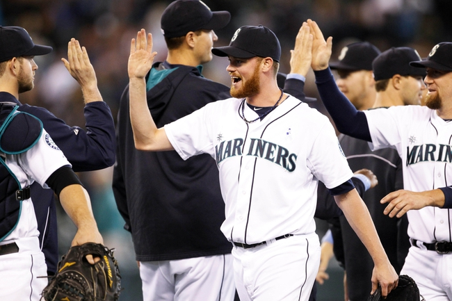 Seattle Mariners vs. Texas Rangers MLB Pick, Odds, Prediction 8/25/14
