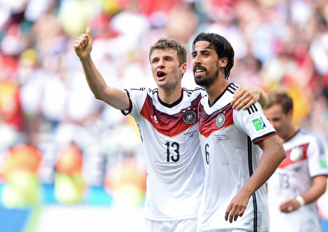 2014 FIFA World Cup: Germany vs. Ghana Pick, Odds, Prediction - 6/21/14