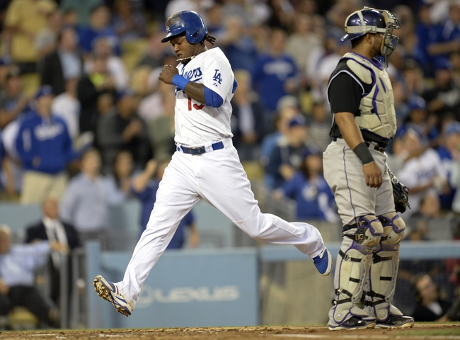 Los Angeles Dodgers vs. Colorado Rockies MLB Pick, Odds, Prediction 6/17/14