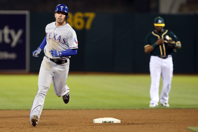 Oakland Athletics vs. Texas Rangers MLB Pick, Odds, Prediction 6/17/14