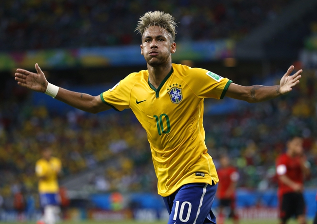 2014 FIFA World Cup: Brazil vs Cameroon Pick, Odds, Prediction - 6/23/14