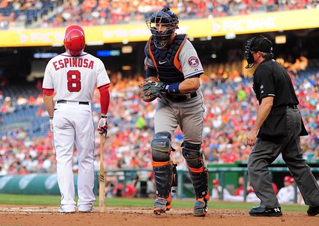 Washington Nationals vs. Houston Astros MLB Pick, Odds, Prediction - 6/18/14