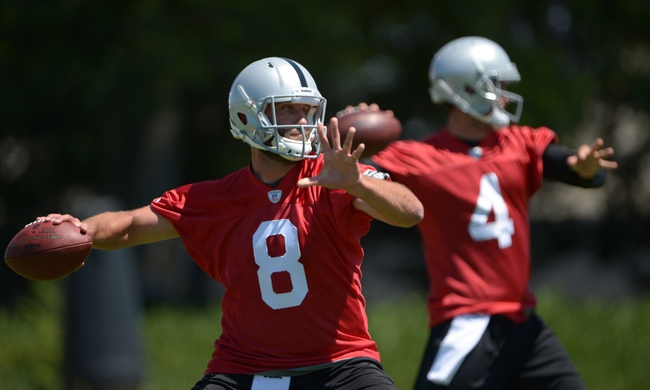 NFL Previews:  2014 Oakland Raiders Preview and Analysis