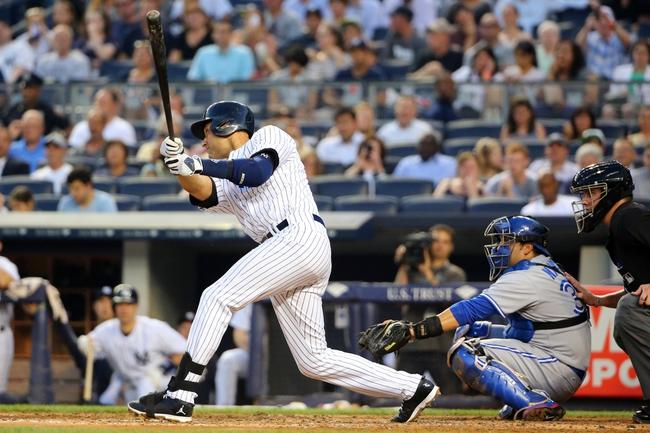 New York Yankees vs. Toronto Blue Jays MLB Pick, Odds, Prediction - 6/18/14