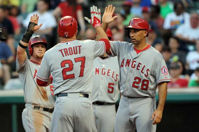 Cleveland Indians vs. Los Angeles Angels Pick-Odds-Prediction - 6/18/14