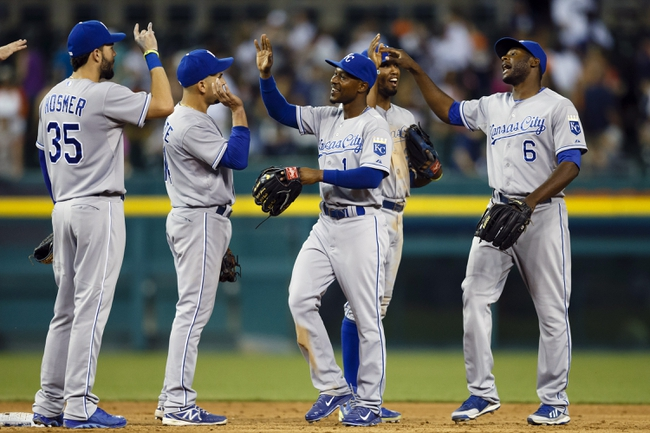 Detroit Tigers vs. Kansas City Royals MLB Pick, Odds, Prediction - 6/19/14