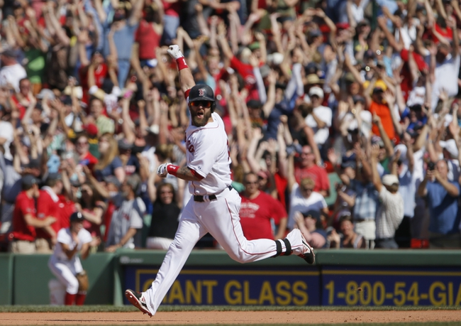 Minnesota Twins vs. Boston Red Sox - 5/25/15 MLB Pick, Odds, and Prediction