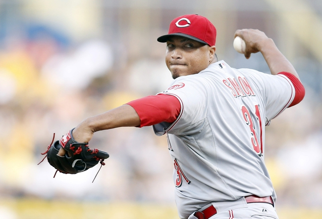 Cincinnati Reds vs. Arizona Diamondbacks MLB Pick, Odds, Prediction 7/30/14