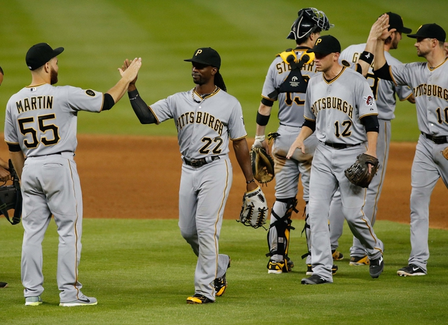 Pittsburgh Pirates vs. Miami Marlins Pick-Odds-Prediction - 8/5/14