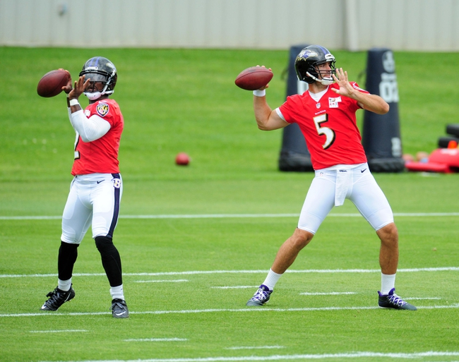 NFL Previews:  2014 Baltimore Ravens Preview and Analysis