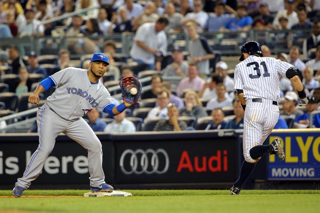 Toronto Blue Jays vs. New York Yankees MLB Pick, Odds, Prediction - 6/23/14