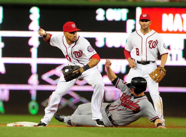 Washington Nationals vs. Atlanta Braves MLB Pick, Odds, Prediction 6/20/14