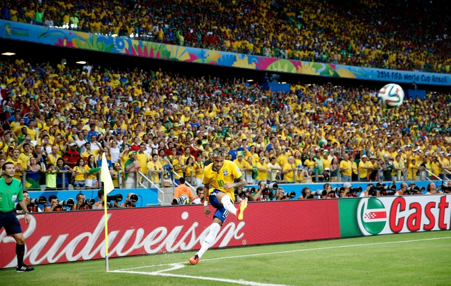 2014 FIFA World Cup: Chile vs. Brazil Pick, Odds, Prediction - 6/28/14