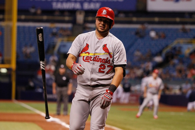 St. Louis Cardinals vs. Tampa Bay Rays MLB Pick, Odds, Prediction - 7/22/14