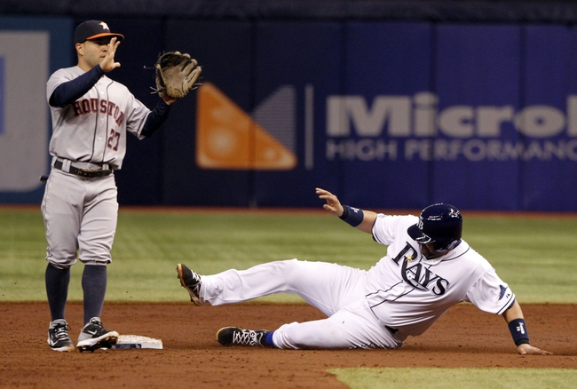 Tampa Bay Rays vs. Houston Astros Pick-Odds-Prediction - 6/22/14