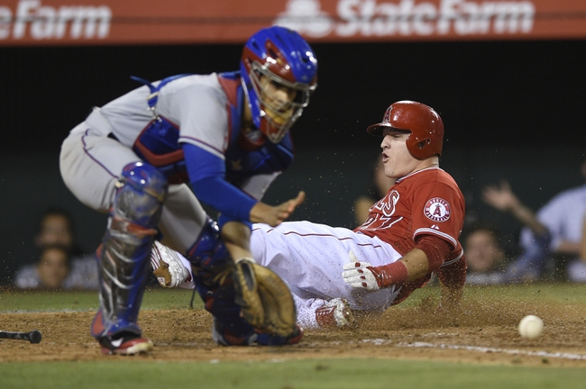 Los Angeles Angels vs. Texas Rangers MLB Pick, Odds, Prediction 6/21/14