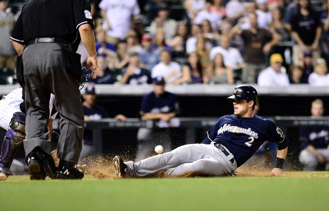 Colorado Rockies vs. Milwaukee Brewers Pick-Odds-Prediction - 6/21/14