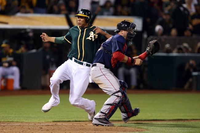 Oakland Athletics vs. Boston Red Sox MLB Pick, Odds, Prediction 6/21/14