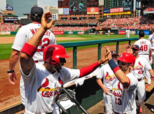 Philadelphia Phillies vs. St. Louis Cardinals Pick-Odds-Prediction - 8/22/14