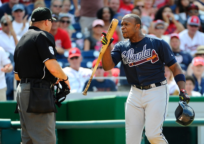 Atlanta Braves vs. Washington Nationals MLB Pick, Odds, Prediction - 8/8/14