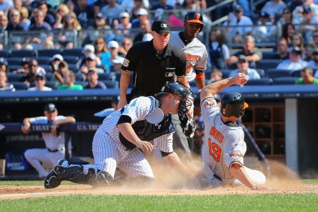 Baltimore Orioles vs. New York Yankees MLB Pick, Odds, Prediction 7/11/14