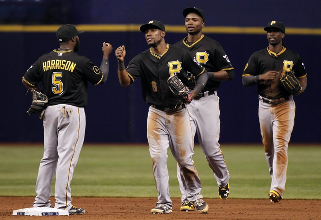 Tampa Bay Rays vs. Pittsburgh Pirates MLB Pick, Odds, Prediction - 6/25/14