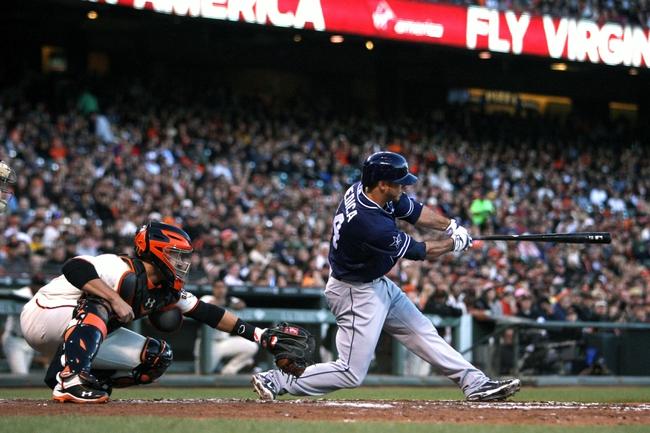 San Francisco Giants vs. San Diego Padres MLB Pick, Odds, Prediction 6/24/14