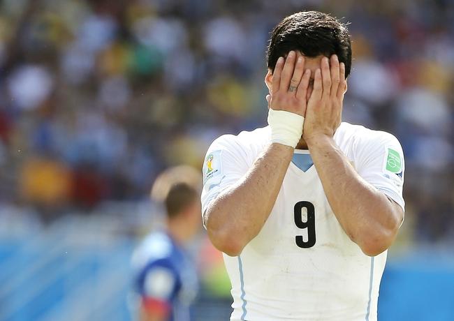 2014 FIFA World Cup: Colombia vs Uruguay Pick, Odds, Prediction - 6/28/14
