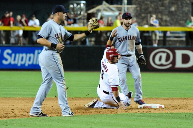 Cleveland Indians vs. Arizona Diamondbacks Pick-Odds-Prediction - 8/12/14