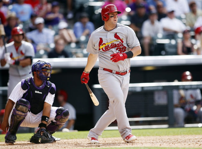 St. Louis Cardinals vs. Colorado Rockies 9/12/14 MLB Pick and Odds