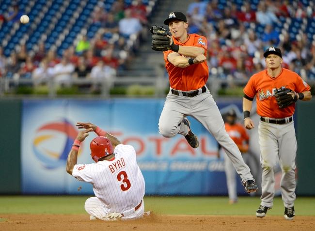 Philadelphia Phillies vs. Miami Marlins MLB Pick, Odds, Prediction - 6/26/14