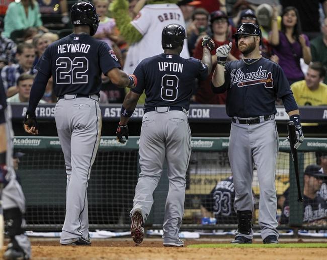 Houston Astros vs. Atlanta Braves MLB Pick, Odds, Prediction - 6/26/14