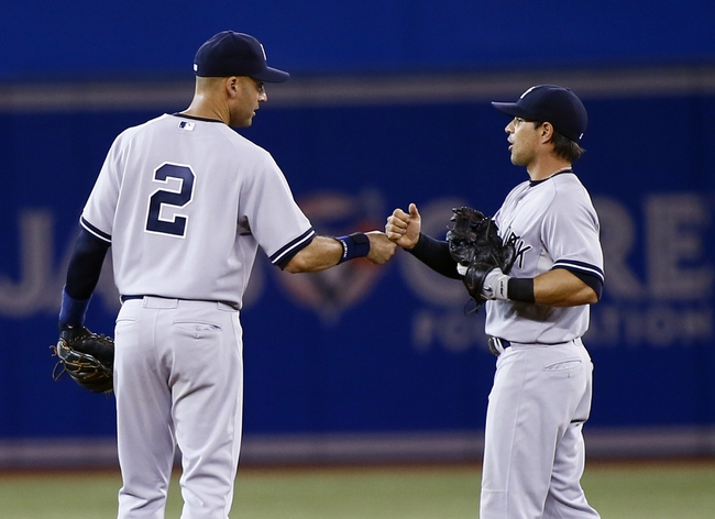 New York Yankees vs. Toronto Blue Jays Pick-Odds-Prediction - 7/25/14