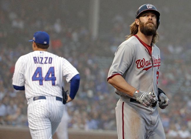 Chicago Cubs vs. Washington Nationals MLB Pick, Odds, Prediction 6/27/14