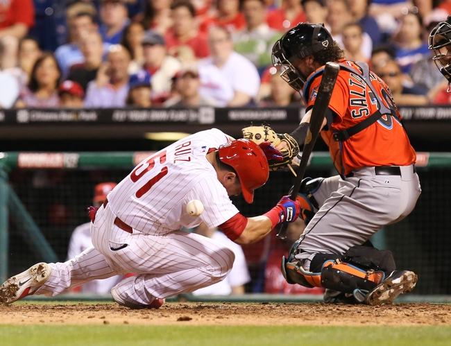 Miami Marlins vs. Philadelphia Phillies Pick-Odds-Prediction - 7/1/14