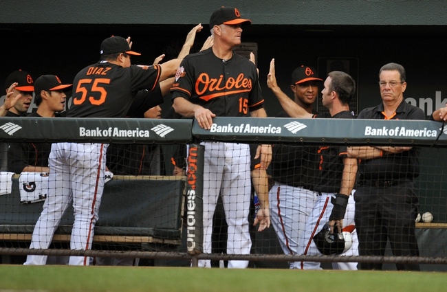 Baltimore Orioles vs. Tampa Bay Rays MLB Pick, Odds, Prediction - 6/28/14