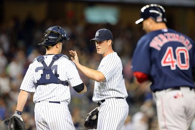 New York Yankees vs. Boston Red Sox MLB Pick, Odds, Prediction - 6/28/14