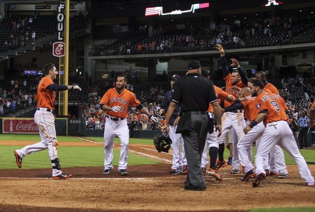 Houston Astros vs. Detroit Tigers Free MLB Pick, Odds, Prediction 6/28/14