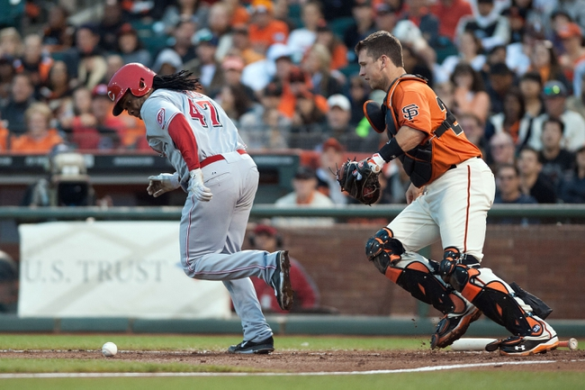 San Francisco Giants vs. Cincinnati Reds MLB Pick, Odds, Prediction 6/29/14