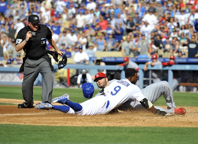 Los Angeles Dodgers vs. St. Louis Cardinals Pick-Odds-Prediction - 6/29/14