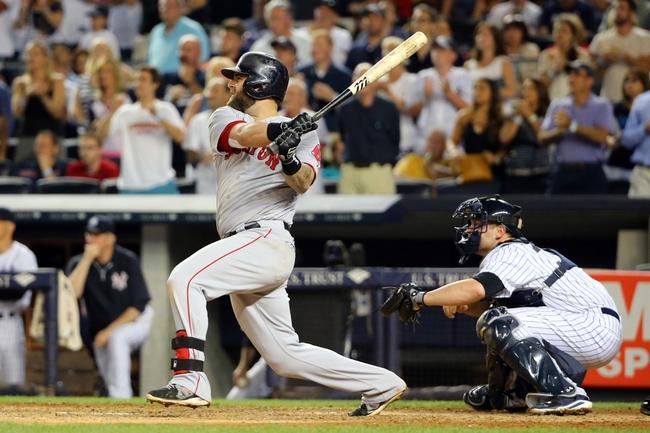 New York Yankees vs. Boston Red Sox MLB Pick, Odds, Prediction 6/29/14