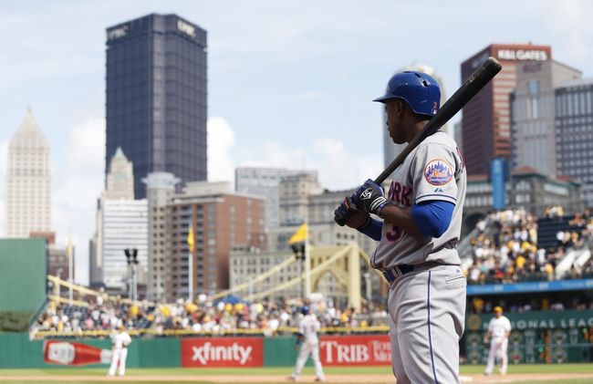 Pittsburgh Pirates vs. New York Mets - 5/22/15 MLB Pick, Odds, and Prediction
