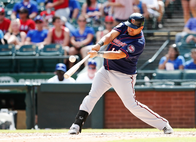 Texas Rangers vs. Minnesota Twins - 6/12/15 MLB Pick, Odds, and Prediction