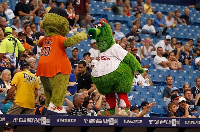 Philadelphia Phillies vs. Houston Astros 8/6/14 MLB Pick, Odds, Prediction